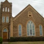 Methodist Church - 701 E. Goliad Ave.